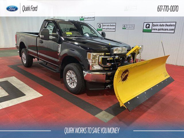 2020 Ford F-250 XL w/ 8' Fisher Plow Quincy MA