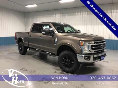 2020 Ford F-250SD Lariat Newhall IA