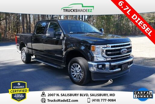 2020_Ford_F-250SD_Lariat_ Salisbury MD