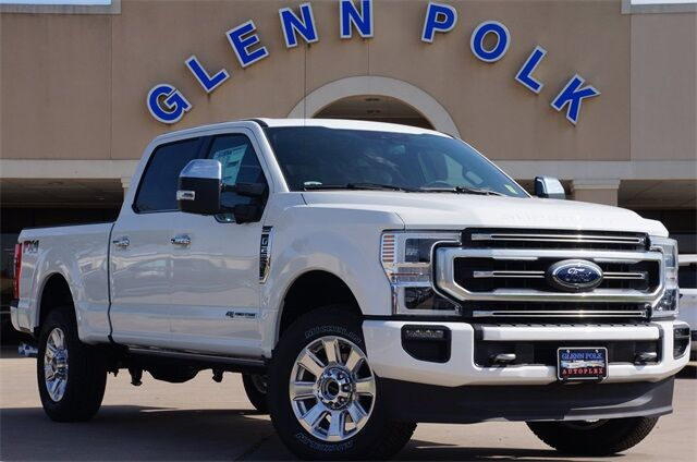 2020 Ford F-250SD Platinum Gainsville TX