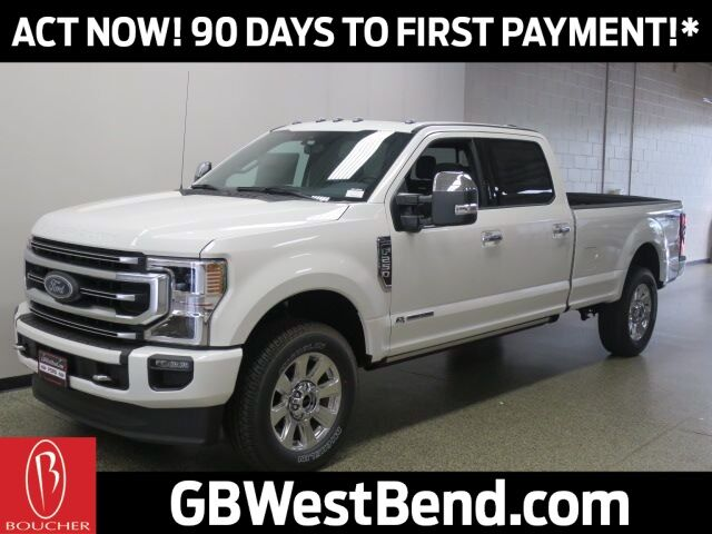 2020 Ford F-250SD Platinum West Bend WI