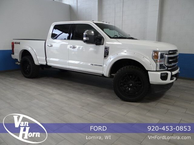 2020 Ford F-250SD Platinum Plymouth WI