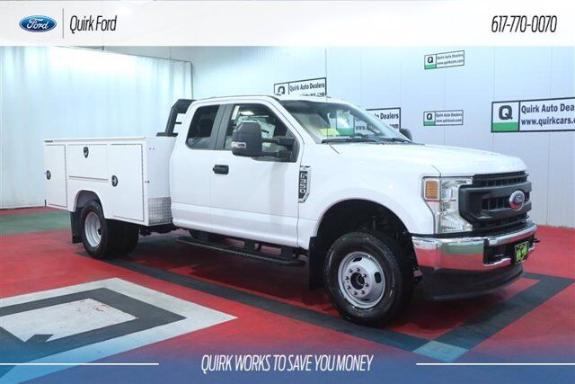 2020 Ford F-350 DRW XL 8' Service Utility Body Quincy MA