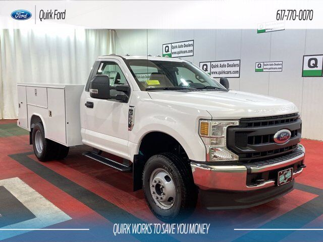 2020 Ford F-350 DRW XL Reading Service Body Quincy MA