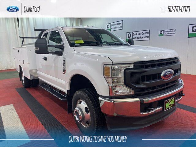 2020 Ford F-350 DRW XL Service Utility Body Quincy MA