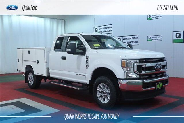 2020 Ford F-350 SRW XL 8' Service Utility Body Quincy MA