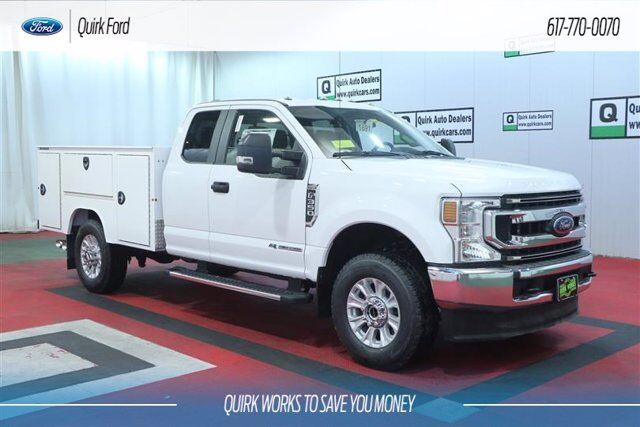 2020 Ford F-350 SRW XL Standard S-Series Service Body Quincy MA