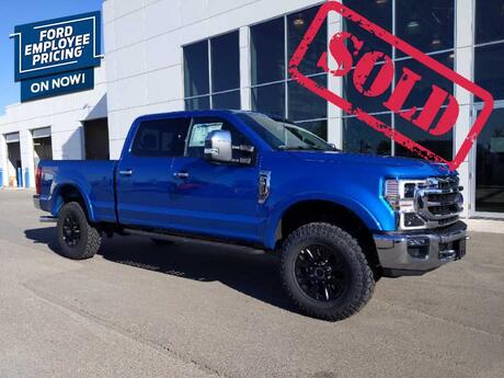 2020 Ford F-350 Super Duty Lariat High River AB