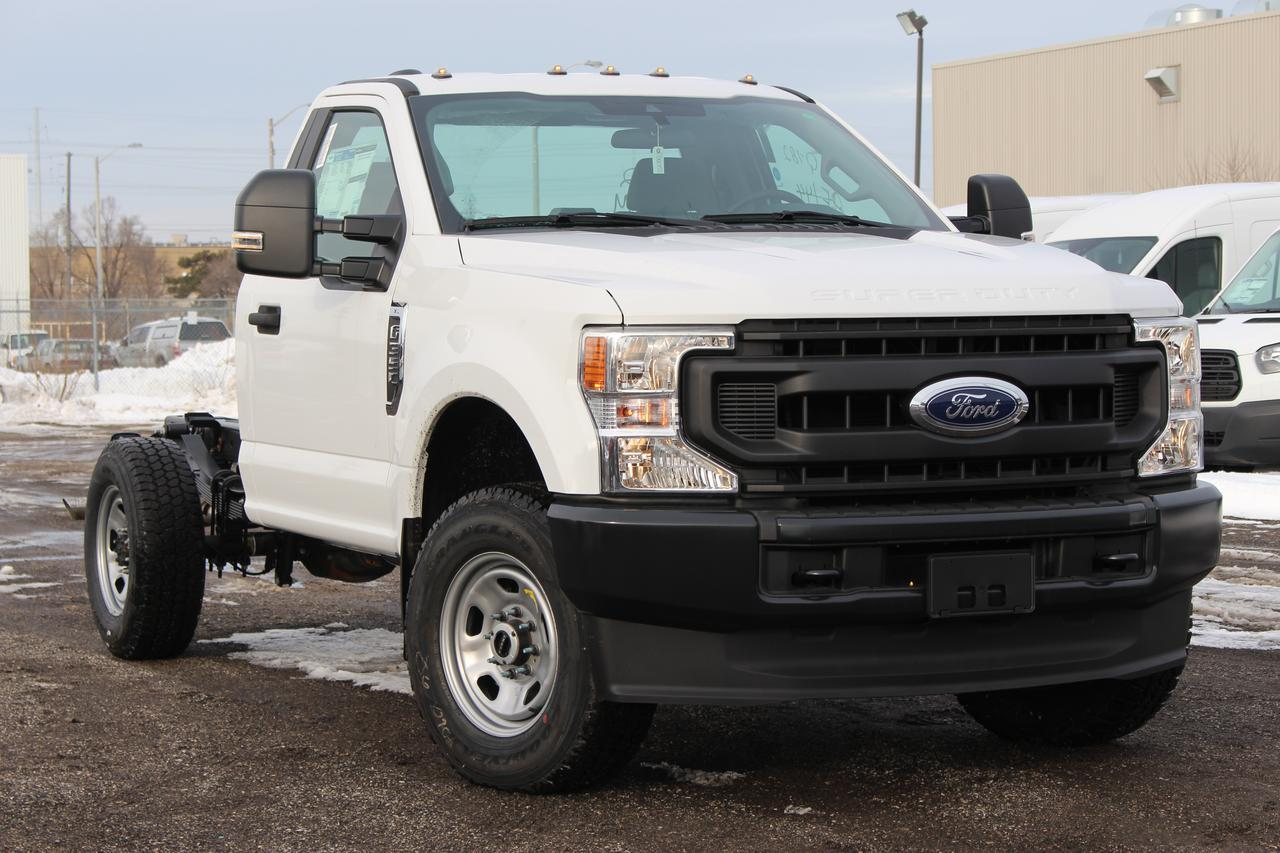 2020 Ford F-350 XL 4WD REG CAB 145 WB 60 CA Scarborough ON