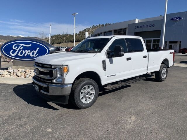 2020 Ford F-350SD XLT