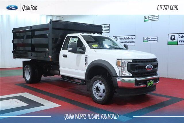2020 Ford F-450 DRW XL RUGBY 12' STANDARD DUTY STAKELESS LANDSCAPER BODY Quincy MA