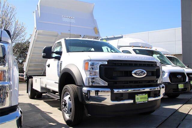 2020 Ford F-550SD XL Santa Rosa CA