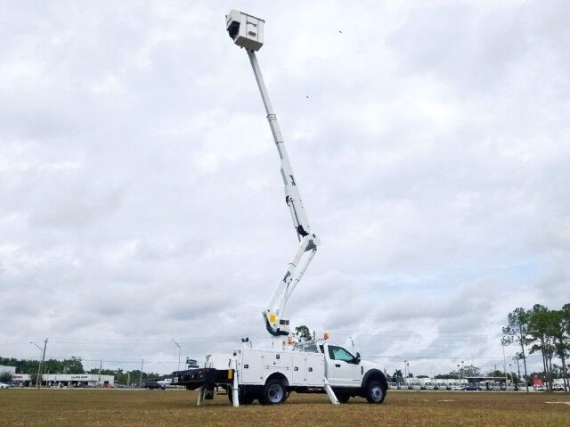 2020 Ford F-550XL 4x4 Dur-A-Lift DPM2-47DU Bucket Truck Homestead FL