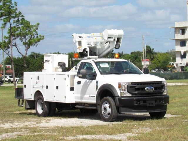 2020 Ford F-550XL Dur-A-Lift DTAX-39FP Bucket Truck 44' Working Height