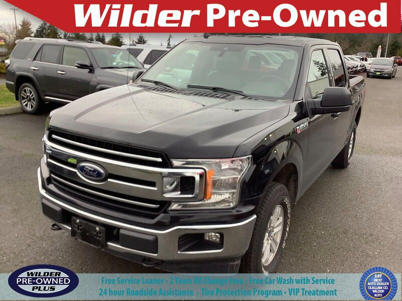 2020 Ford F150 4WD XLT Port Angeles WA