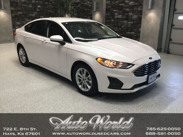 2020 Ford FUSION SE  Hays KS