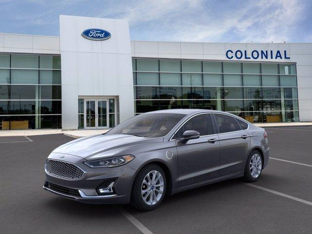 2020 Ford Fusion Energi Titanium FWD Marlborough MA