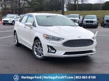 2020 Ford Fusion Energi Titanium South Burlington VT