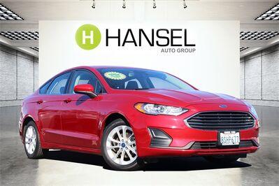 2020_Ford_Fusion Hybrid_SE_ Santa Rosa CA