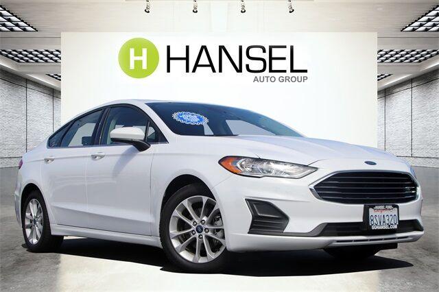 2020 Ford Fusion Hybrid SE Santa Rosa CA