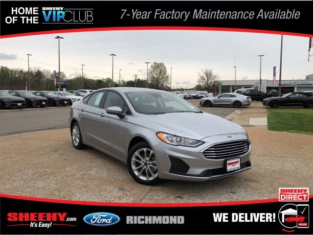 2020 Ford Fusion Hybrid SE Richmond VA