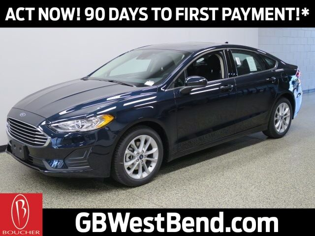 2020 Ford Fusion Hybrid SE West Bend WI
