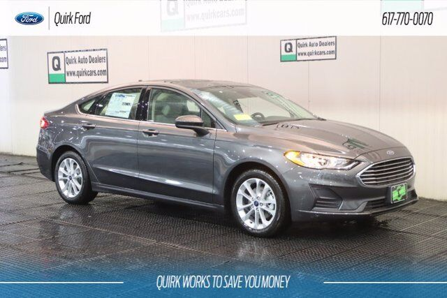 2020 Ford Fusion Hybrid SE Quincy MA