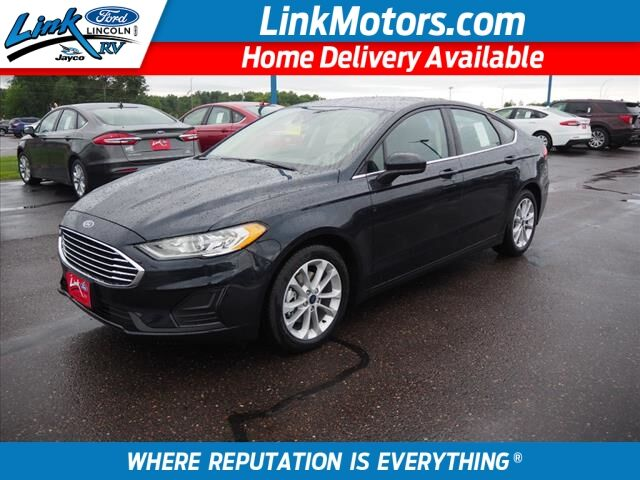 2020 Ford Fusion Hybrid SE Rice Lake WI
