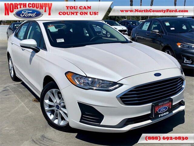 2020 Ford Fusion Hybrid SE San Diego County CA