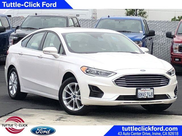 2020 Ford Fusion Hybrid SEL Irvine CA