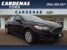 2020_Ford_Fusion_S_ McAllen TX