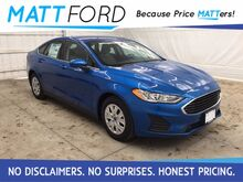 2020_Ford_Fusion_S_ Kansas City MO