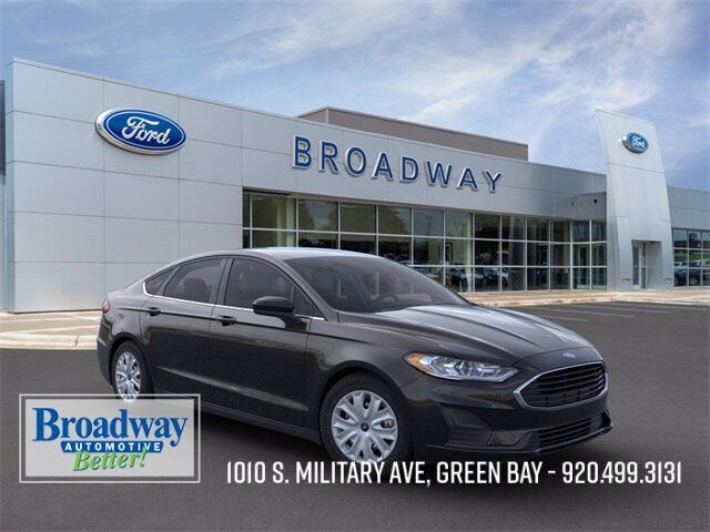 2020 Ford Fusion S Green Bay WI