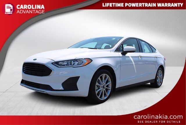 2020 Ford Fusion S High Point NC