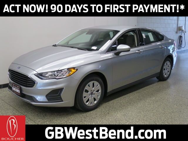 2020 Ford Fusion S West Bend WI