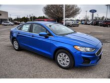 2020_Ford_Fusion_S_ Pampa TX