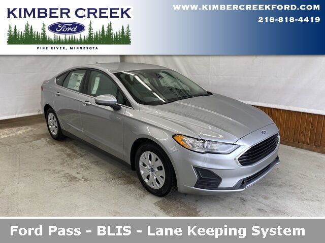 2020 Ford Fusion S Pine River MN