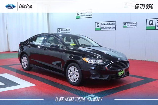 2020 Ford Fusion S Quincy MA