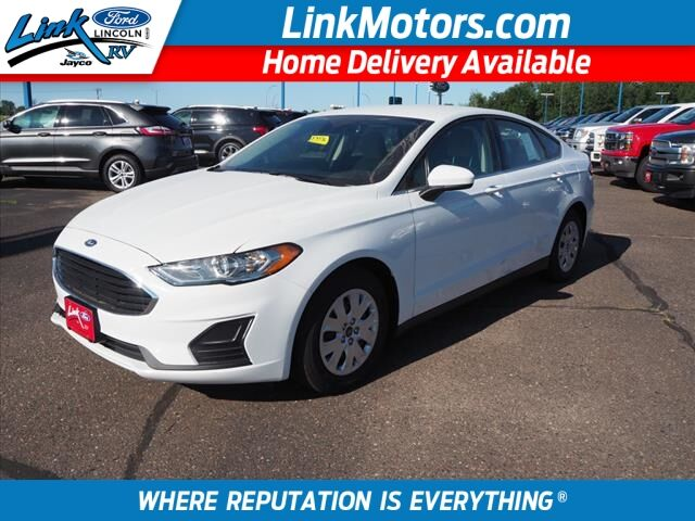 2020 Ford Fusion S Rice Lake WI