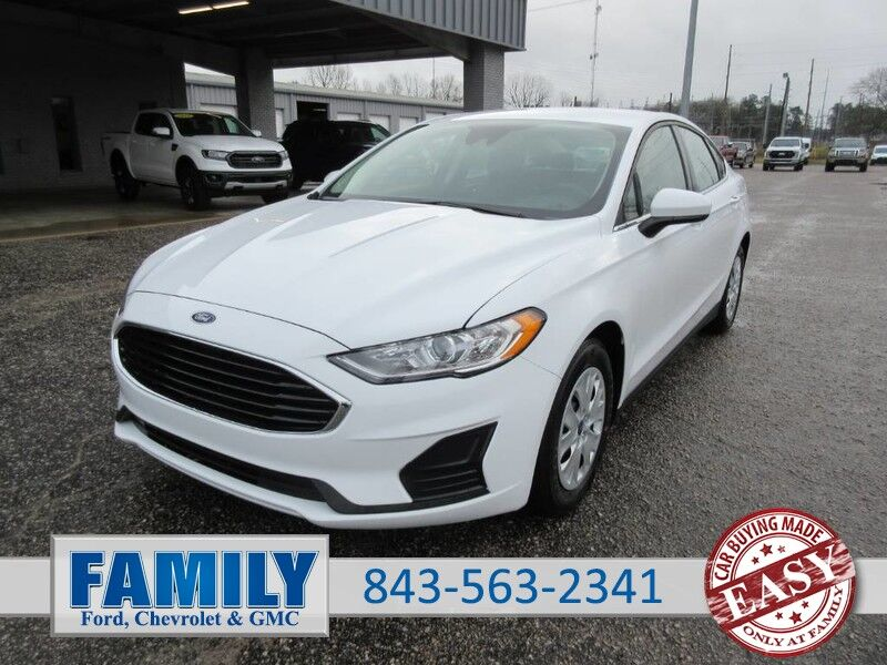 2020 Ford Fusion S St. George SC