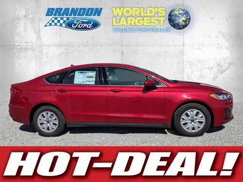 2020 Ford Fusion S Tampa FL