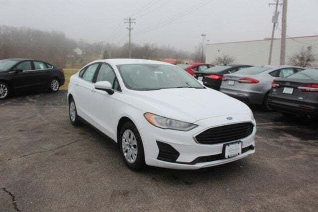 2020 Ford Fusion S Washington MO