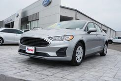 2020_Ford_Fusion_S_ Weslaco TX