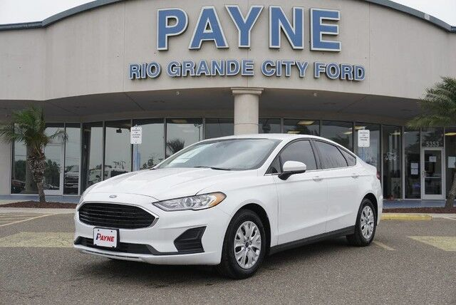 2020 Ford Fusion S Weslaco TX