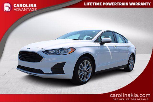 2020 Ford Fusion S Wilkesboro NC