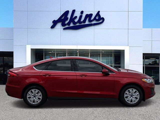 2020 Ford Fusion S Winder GA