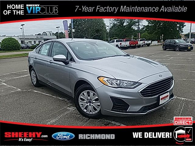 2020 Ford Fusion S Richmond VA