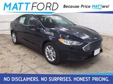2020_Ford_Fusion_SE_ Kansas City MO