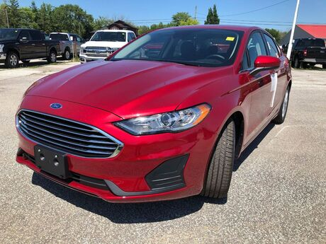 2020 Ford Fusion SE Essex ON