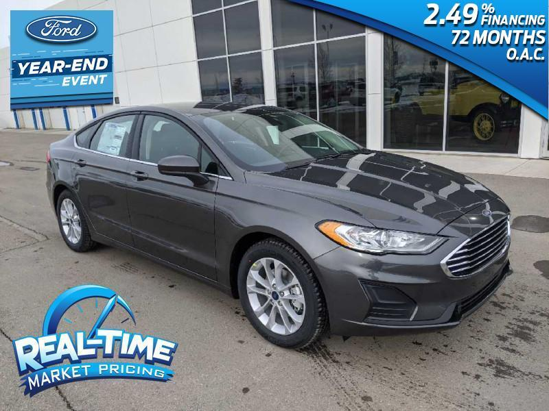 2020_Ford_Fusion_SE FWD_ High River AB